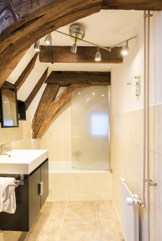 Luxe 3 kamer appartement, badkamer