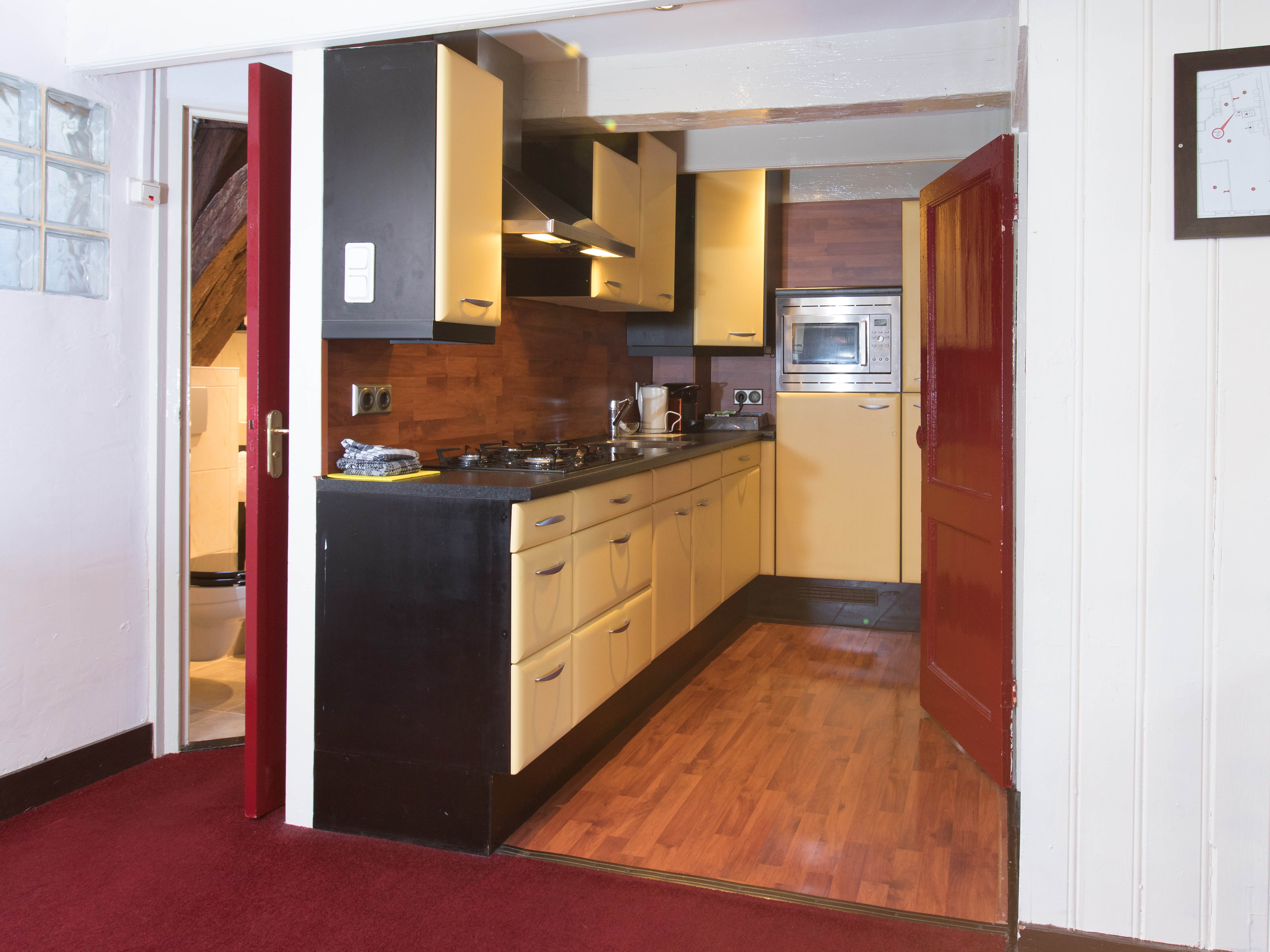 Luxe 3 kamer appartement, keuken (2)