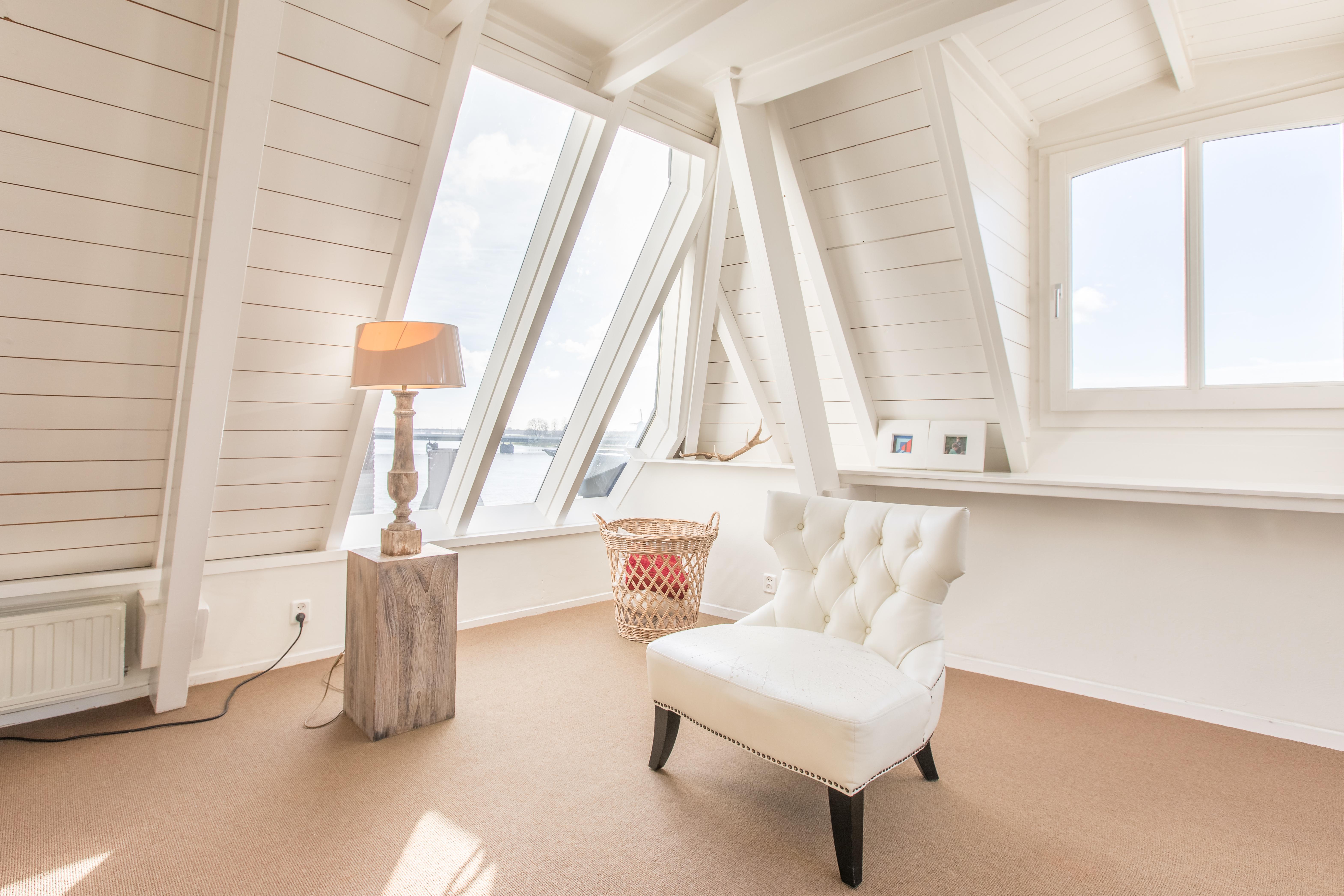 Luxe IJssel Penthouse, uitzicht