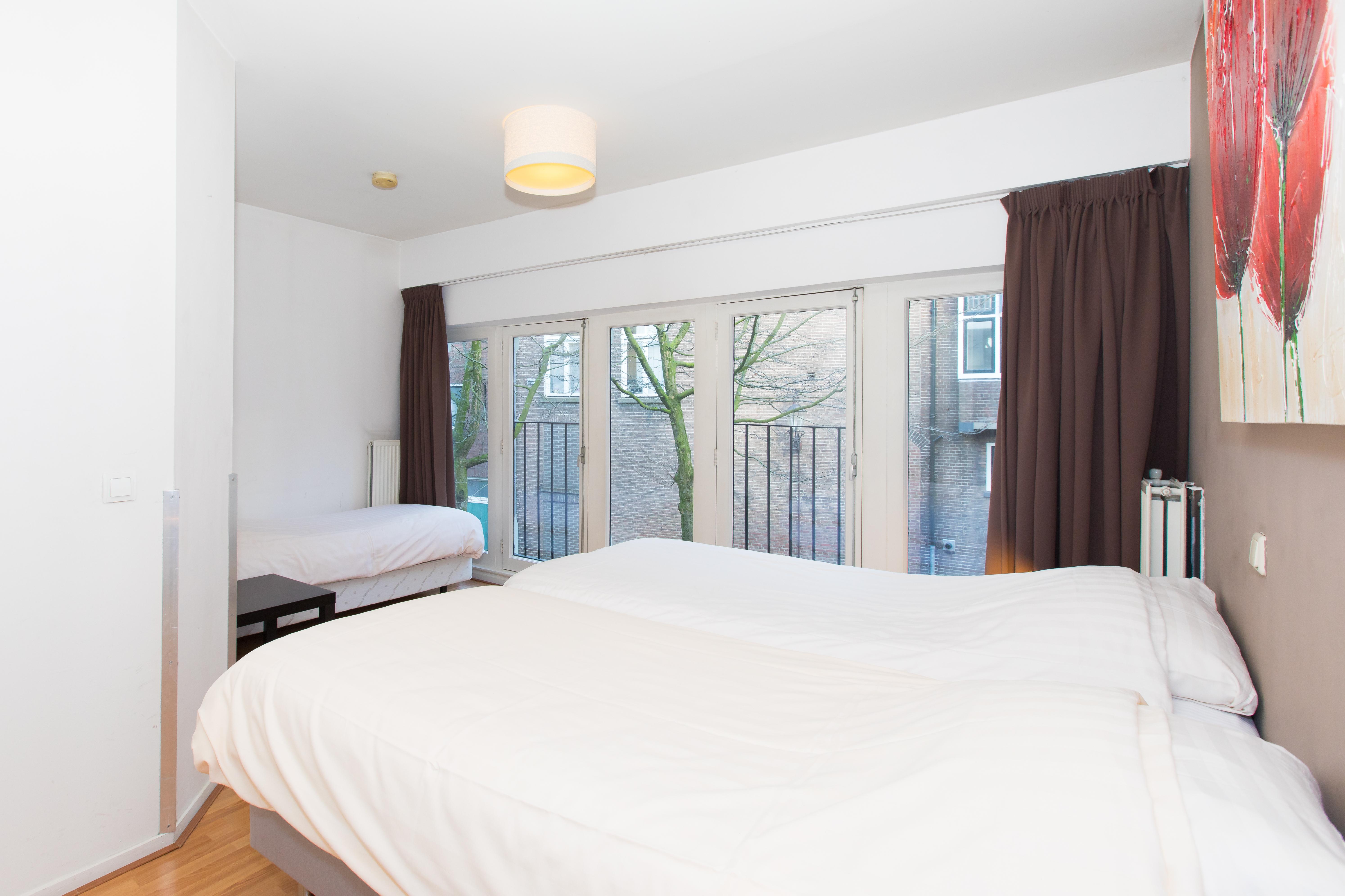 Luxe IJssel Torenkamer, slaapkamer