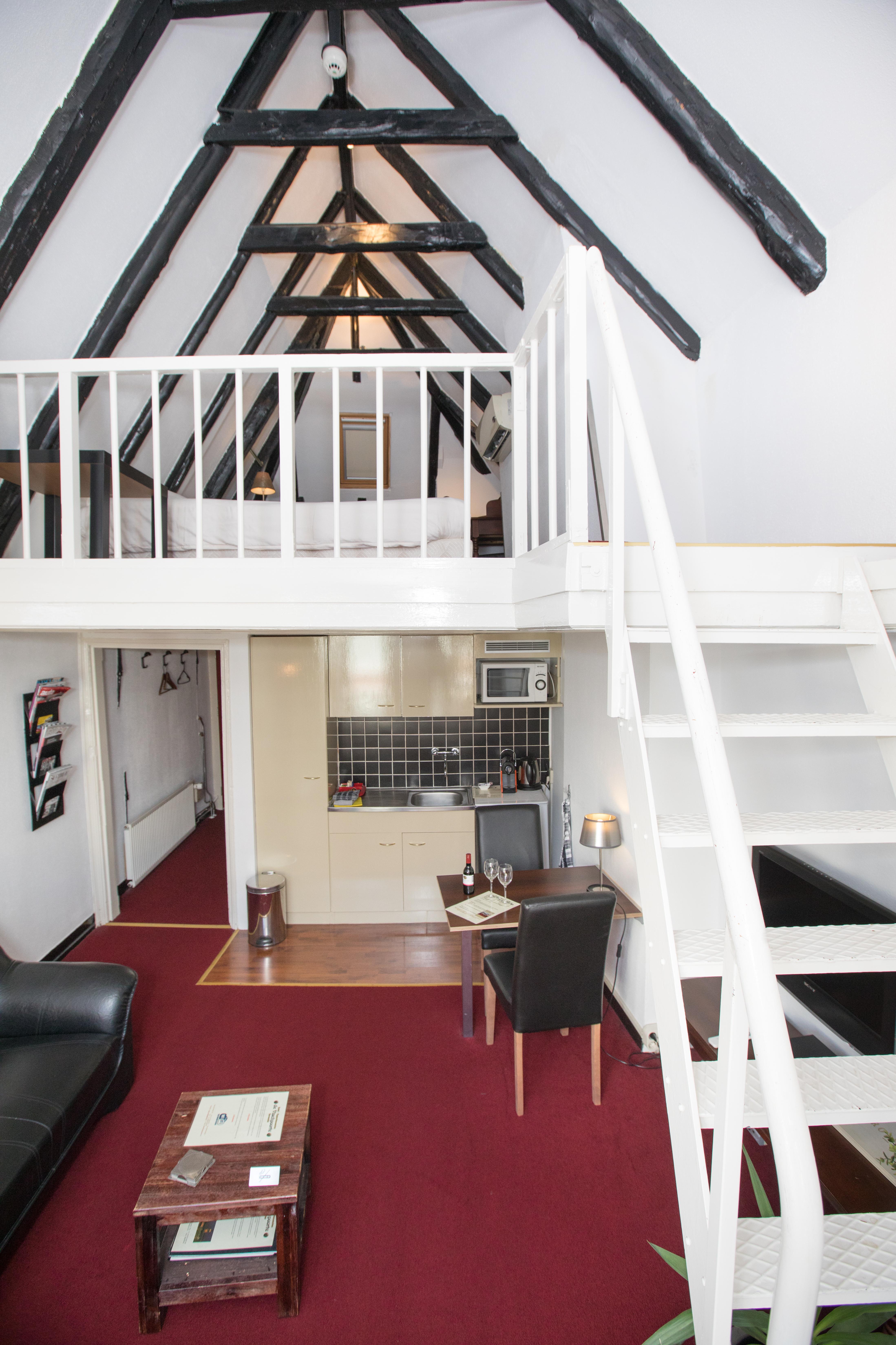 Luxe Studio Appartement (2)
